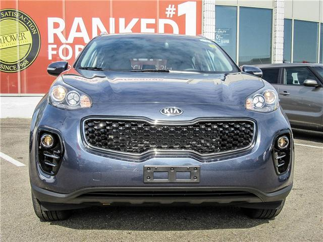 2018 Kia Sportage EX (Stk: SP18029) in Mississauga - Image 2 of 22
