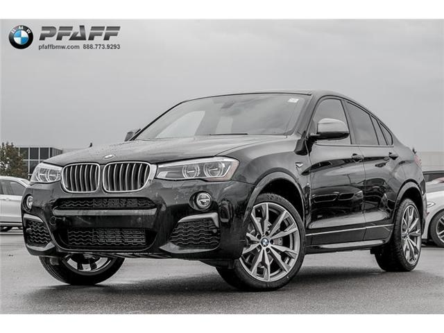 2017 BMW X4 M40i (Stk: PR18702) in Mississauga - Image 1 of 17