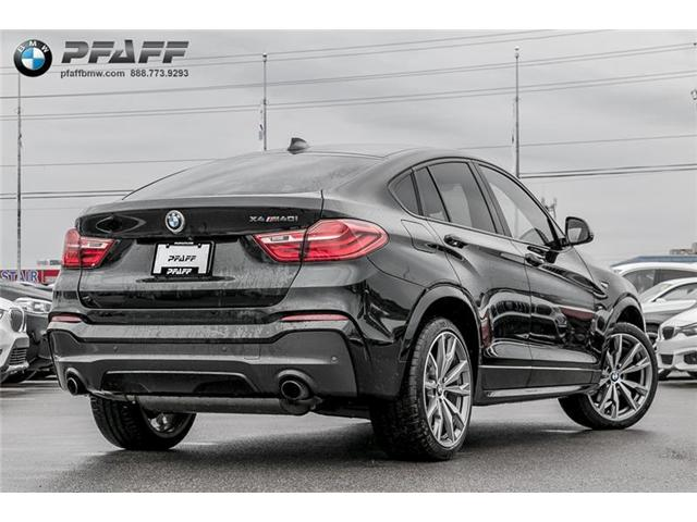 2017 BMW X4 M40i (Stk: PR18702) in Mississauga - Image 2 of 17