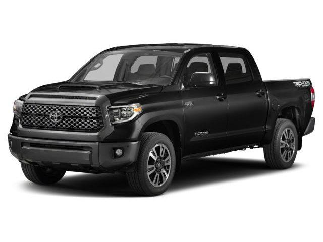 2018 Toyota Tundra Platinum 5.7L V8 (Stk: 18093) in Peterborough - Image 1 of 2