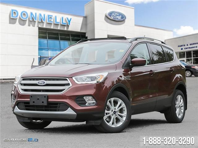 2018 Ford Escape SEL (Stk: DR98) in Ottawa - Image 1 of 27