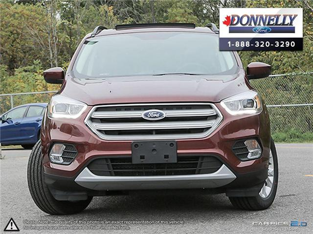 2018 Ford Escape SEL (Stk: DR98) in Ottawa - Image 2 of 27