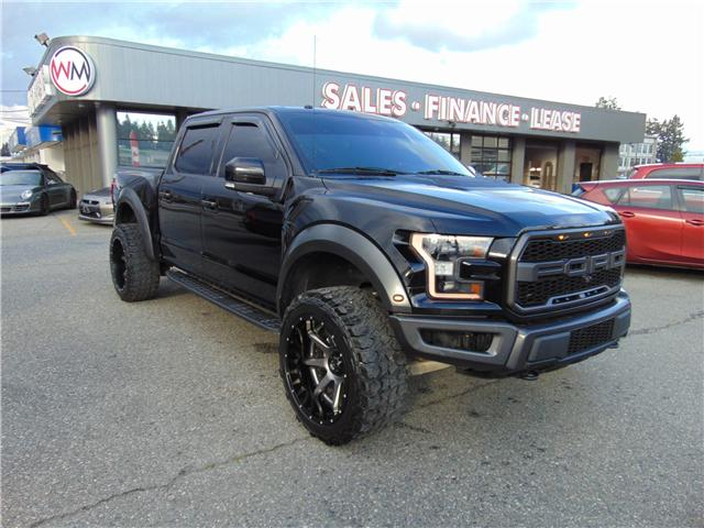 2017 Ford F-150 Raptor (Stk: 17-B23868) in Abbotsford - Image 1 of 17