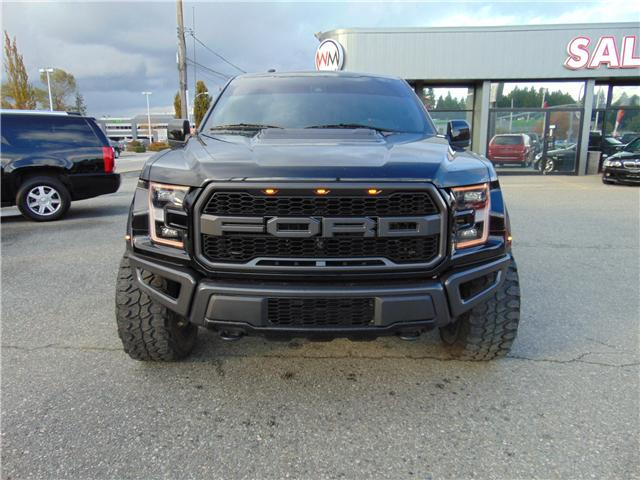2017 Ford F-150 Raptor (Stk: 17-B23868) in Abbotsford - Image 2 of 17