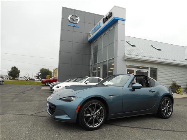 2017 Mazda MX-5 RF GT (Stk: UC5622) in Woodstock - Image 1 of 23