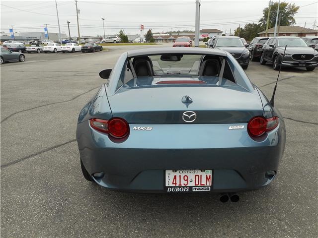 2017 Mazda MX-5 RF GT (Stk: UC5622) in Woodstock - Image 4 of 23