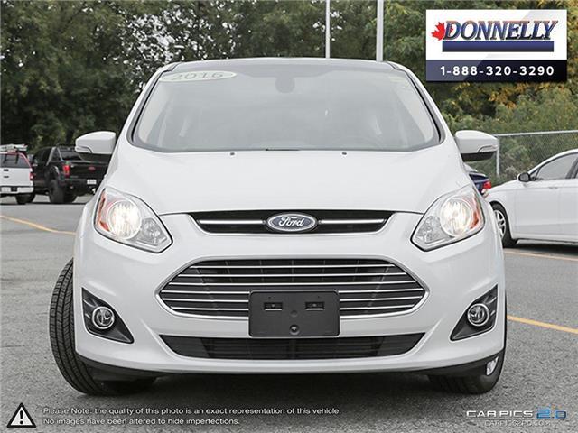 2016 Ford C-Max Hybrid SEL (Stk: DP1853) in Ottawa - Image 2 of 27