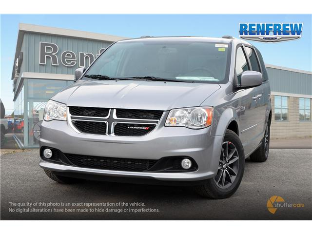 2017 Dodge Grand Caravan CVP/SXT (Stk: SLH283) in Renfrew - Image 1 of 20