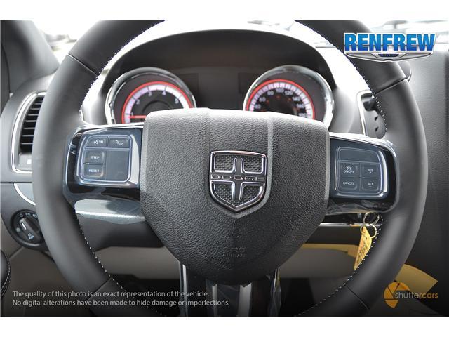 2017 Dodge Grand Caravan CVP/SXT (Stk: SLH283) in Renfrew - Image 14 of 20