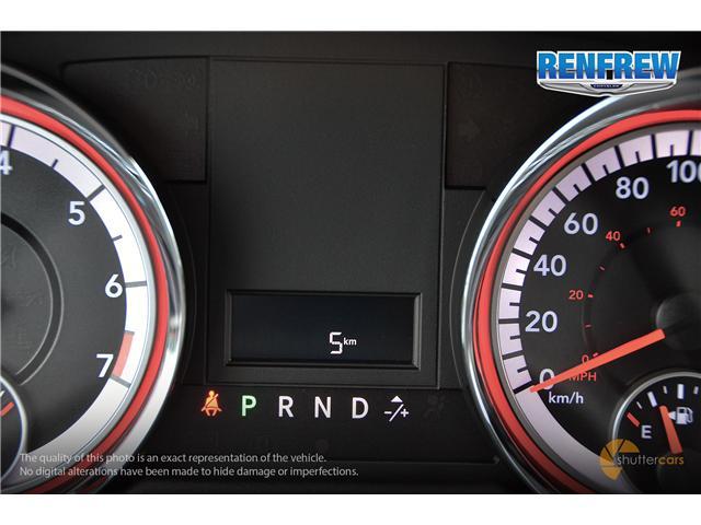2017 Dodge Grand Caravan CVP/SXT (Stk: SLH283) in Renfrew - Image 15 of 20