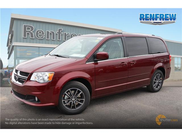 2017 Dodge Grand Caravan CVP/SXT (Stk: SLH284) in Renfrew - Image 2 of 20