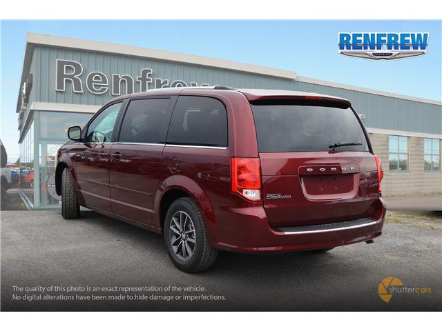 2017 Dodge Grand Caravan CVP/SXT (Stk: SLH284) in Renfrew - Image 4 of 20