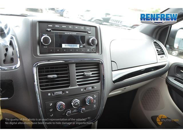 2017 Dodge Grand Caravan CVP/SXT (Stk: SLH284) in Renfrew - Image 16 of 20