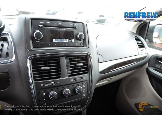 2017 Dodge Grand Caravan CVP/SXT (Stk: H291) in Renfrew - Image 15 of 20