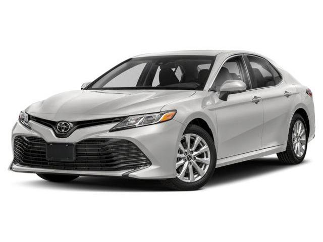 2018 Toyota Camry LE (Stk: N31617) in Goderich - Image 1 of 9