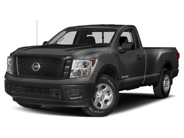 2017 Nissan Titan S (Stk: 17825) in Barrie - Image 1 of 8