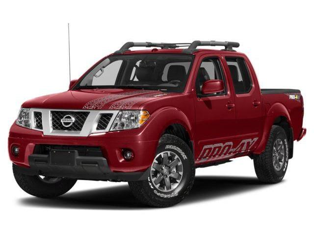 2018 Nissan Frontier SV (Stk: 18020) in Barrie - Image 1 of 9