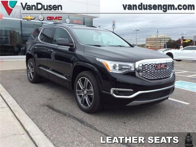 2018 GMC Acadia Denali (Stk: 183081) in Ajax - Image 1 of 30