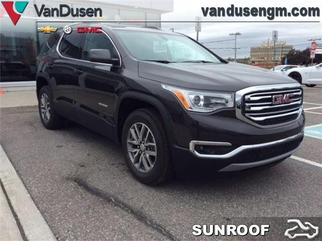 2018 GMC Acadia SLE-2 (Stk: 183088) in Ajax - Image 1 of 30