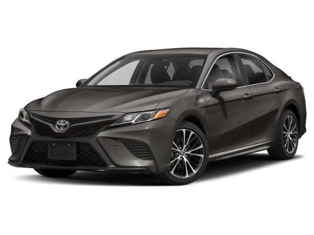 2018 Toyota Camry SE (Stk: N18107) in Timmins - Image 1 of 9
