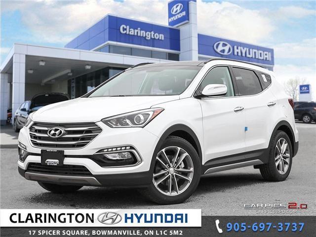 2018 Hyundai Santa Fe Sport 2.0T SE (Stk: 17846) in Clarington - Image 1 of 28
