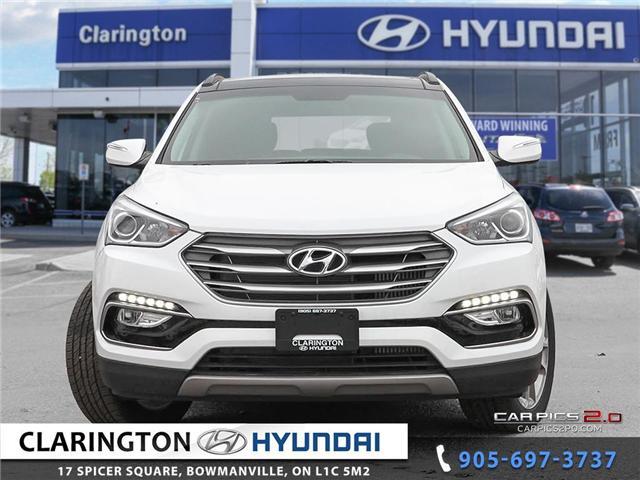 2018 Hyundai Santa Fe Sport 2.0T SE (Stk: 17846) in Clarington - Image 2 of 28