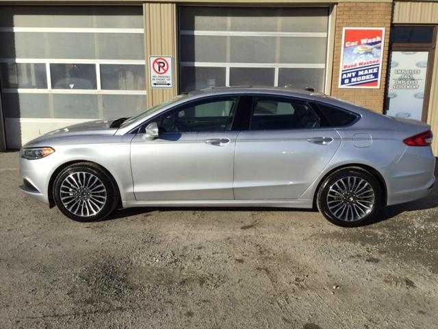 2018 Ford Fusion SE (Stk: 18-53) in Kapuskasing - Image 2 of 8