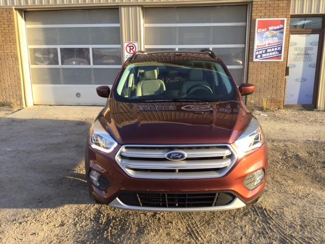 2018 Ford Escape SEL (Stk: 18-43) in Kapuskasing - Image 2 of 9