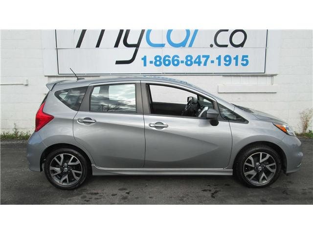 2015 Nissan Versa Note 1.6 SR (Stk: 171320) in Kingston - Image 2 of 13