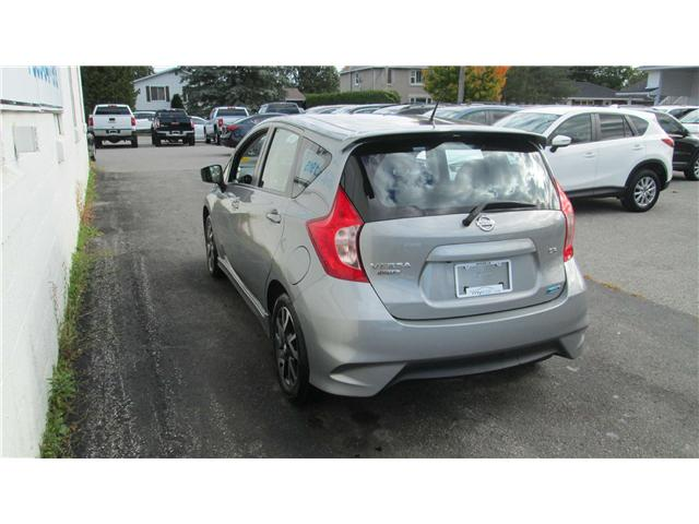 2015 Nissan Versa Note 1.6 SR (Stk: 171320) in Kingston - Image 5 of 13