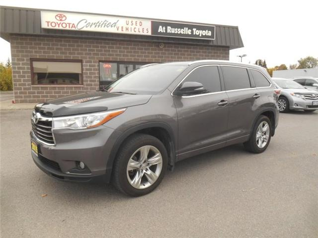 2015 Toyota Highlander  (Stk: 180651) in Peterborough - Image 2 of 12