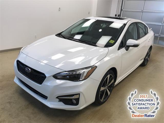 2018 Subaru Impreza Sport-tech (Stk: 186397) in Lethbridge - Image 1 of 25