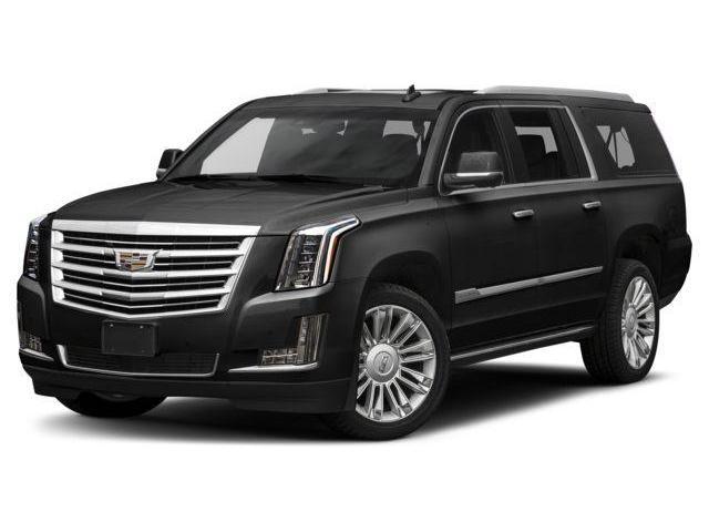 2018 Cadillac Escalade ESV Platinum (Stk: 2833246) in Toronto - Image 1 of 9