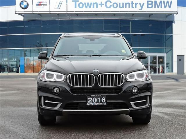 2016 BMW X5 xDrive35i (Stk: O10497) in Markham - Image 2 of 7