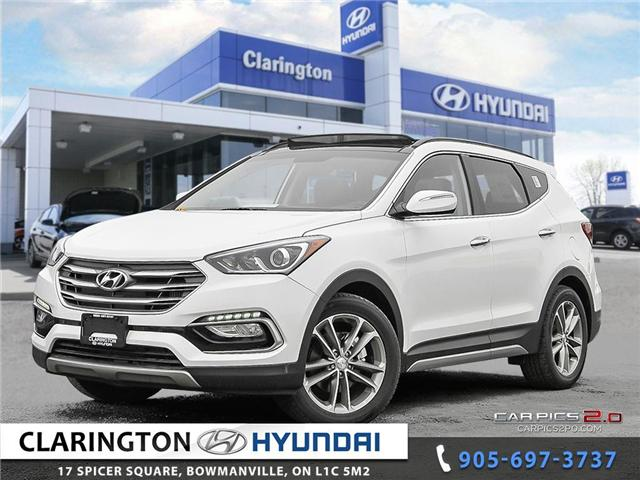 2018 Hyundai Santa Fe Sport 2.0T Limited (Stk: 17889) in Clarington - Image 1 of 27