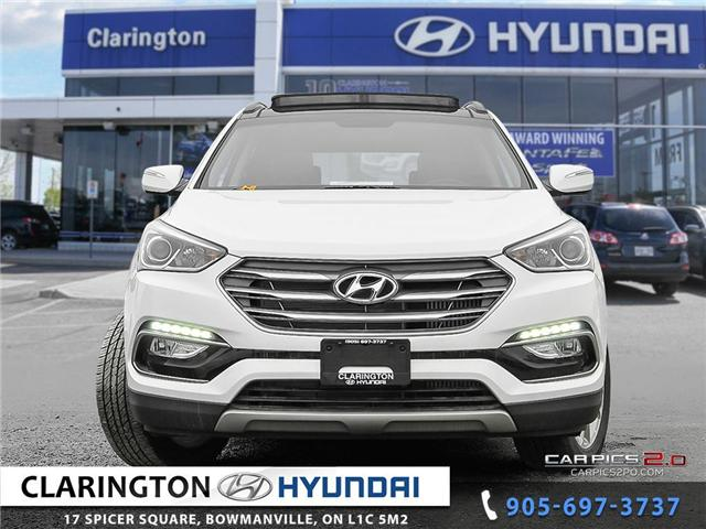 2018 Hyundai Santa Fe Sport 2.0T Limited (Stk: 17889) in Clarington - Image 2 of 27