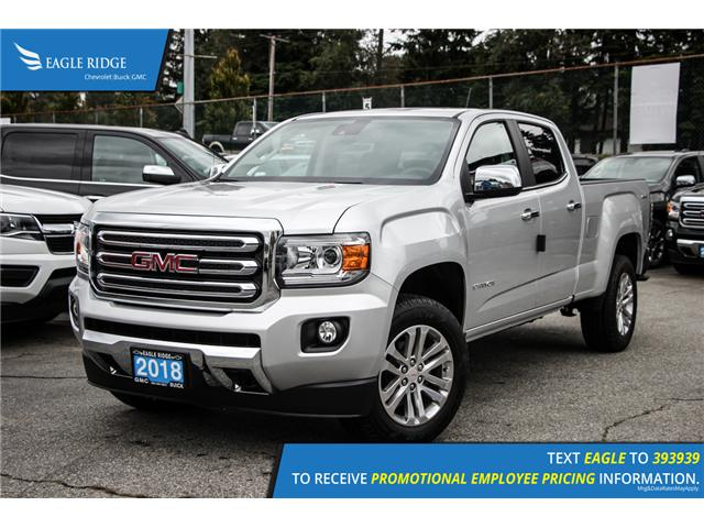 2018 GMC Canyon SLT (Stk: 88012A) in Coquitlam - Image 1 of 16