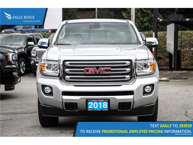 2018 GMC Canyon SLT (Stk: 88012A) in Coquitlam - Image 2 of 16