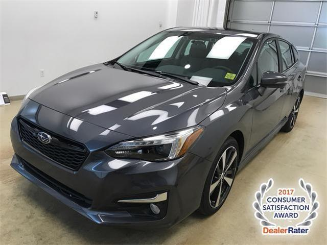 2018 Subaru Impreza Sport-tech (Stk: 186385) in Lethbridge - Image 1 of 25