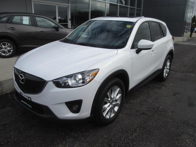 2013 Mazda CX-5 GT (Stk: 20522) in Pembroke - Image 2 of 12