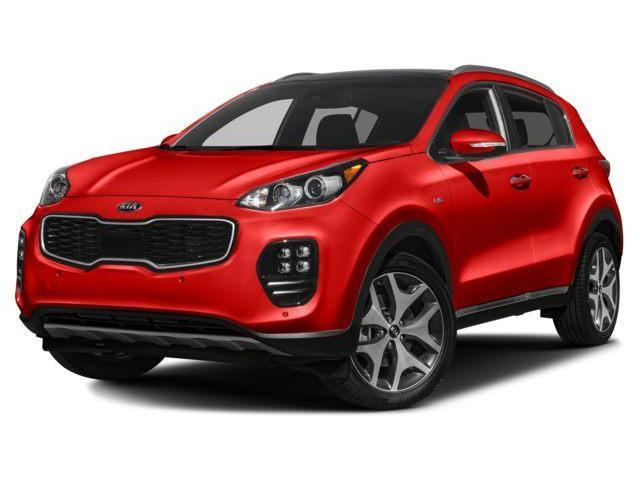2018 Kia Sportage SX Turbo (Stk: K18176) in Windsor - Image 1 of 9