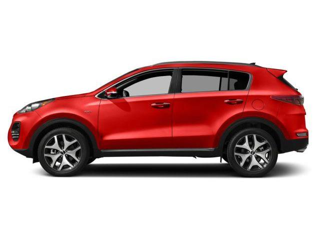 2018 Kia Sportage SX Turbo (Stk: K18176) in Windsor - Image 2 of 9