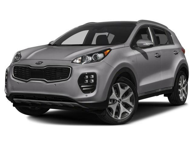 2018 Kia Sportage SX Turbo (Stk: K18182) in Windsor - Image 1 of 9