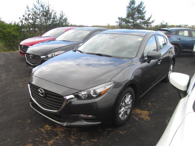 2018 Mazda Mazda3 GS (Stk: 218-09) in Pembroke - Image 1 of 1