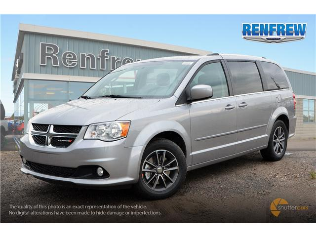 2017 Dodge Grand Caravan CVP/SXT (Stk: SLH268) in Renfrew - Image 2 of 20