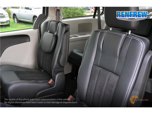 2017 Dodge Grand Caravan CVP/SXT (Stk: SLH268) in Renfrew - Image 9 of 20