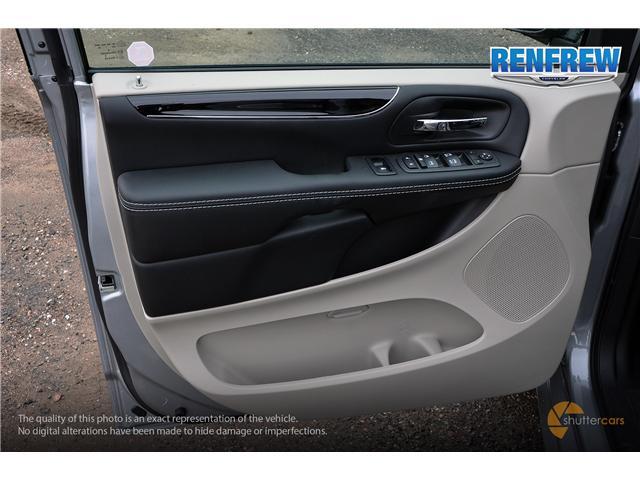 2017 Dodge Grand Caravan CVP/SXT (Stk: SLH268) in Renfrew - Image 11 of 20