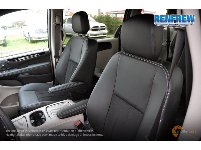 2017 Dodge Grand Caravan CVP/SXT (Stk: SLH268) in Renfrew - Image 13 of 20