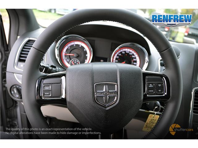 2017 Dodge Grand Caravan CVP/SXT (Stk: SLH268) in Renfrew - Image 14 of 20