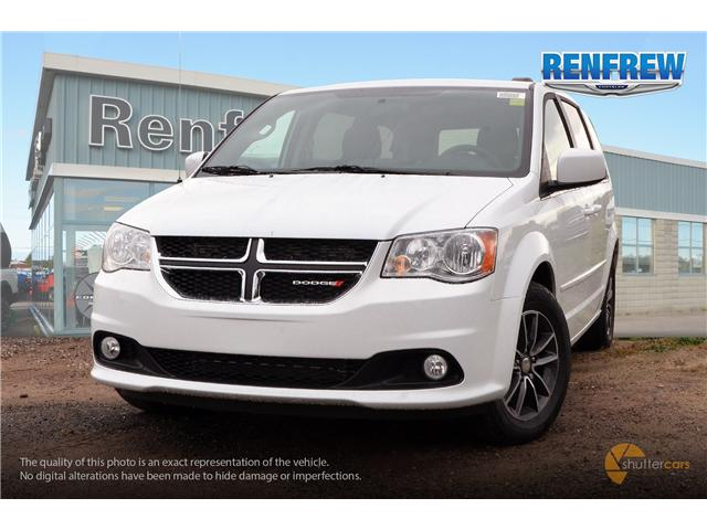 2017 Dodge Grand Caravan CVP/SXT (Stk: SLH275) in Renfrew - Image 1 of 20